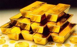 قیمت طلا به کمترین رقم در ۴ ماه گذشته رسید