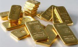 طلا ۱۲۴۸ دلار شد