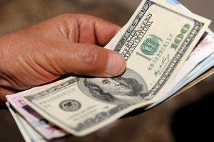 افزایش نرخ مبادلات دلار