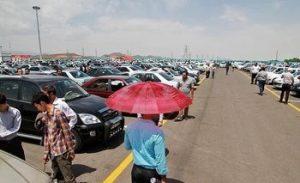 ریزش قیمت خودروهای داخلی در بازار شب عید!