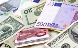 نرخ ۲۲ ارز بانکی افزایش یافت