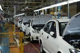 افزایش ۳۹.۸ درصدی تولید خودرو