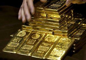 بهای معاملات طلا در مسیر سقوط بیشتر قیمت