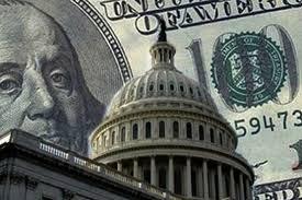 کسری بودجه سالانه آمریکا به بیش از یک تریلیون دلار رسید